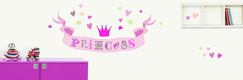 Nouvelles Images HOST1838 Princess Wall Decals