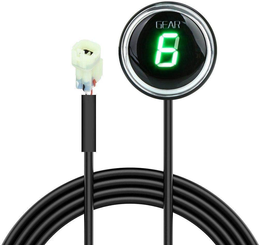 For Kawasaki Versys 650 2010-2018 Plug /& play Gear indicator