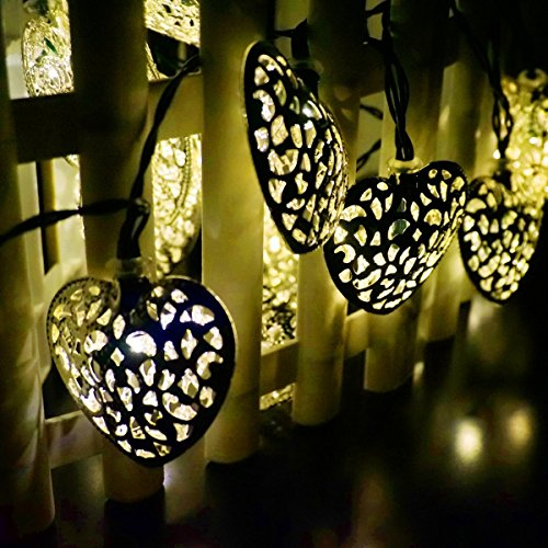 Rope Light Garden Stakes