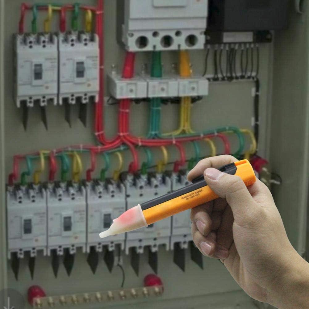Chansted Indicateur /électrique Prise de courant AC D/étecteur de tension Capteur de test Pen