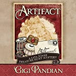 Artifact: A Jaya Jones Treasure Hunt Mystery, Book 1 | Gigi Pandian