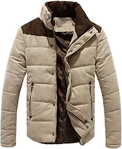 Ciyoon Men Hoodies Winter Warm Fleece Zipper Sweater Jacket Outwear Coat Tops Blouses