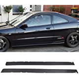 Amazoncom ABS DYNAMICS SSINTTY Acura Integra Dr TypeR Side - Acura integra type r side skirts