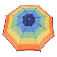 Sombrero plegable al aire libre del paraguas