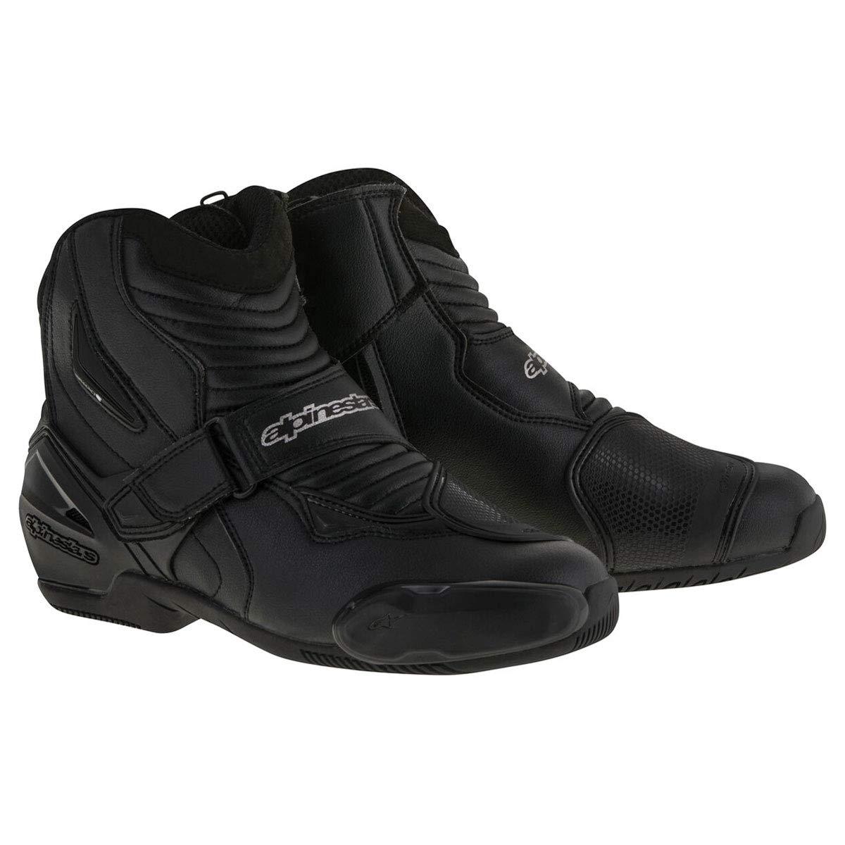Alpinestars SMX-1 R Vented Boots 46 Black