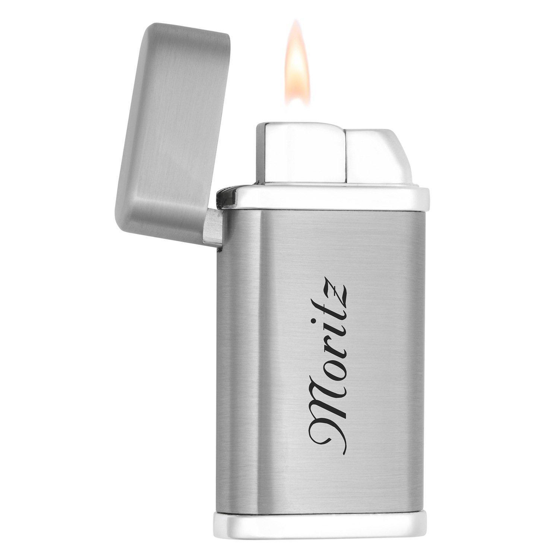 Amazon.de: Cadenis Feuerzeug elektronisch mit persönlicher Laser ...
