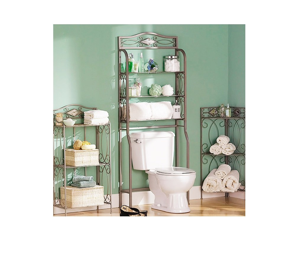 Harper Blvd Reflections Spacesaver Shelves with Mirror OS1253