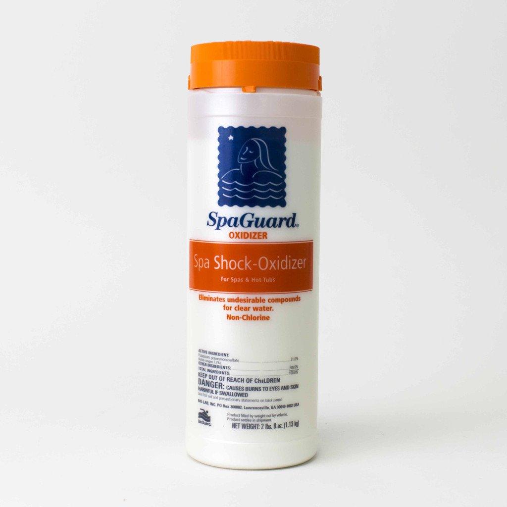 Amazon.com : SpaGuard Spa Shock - 40 Oz : Swimming Pool Chemicals ...