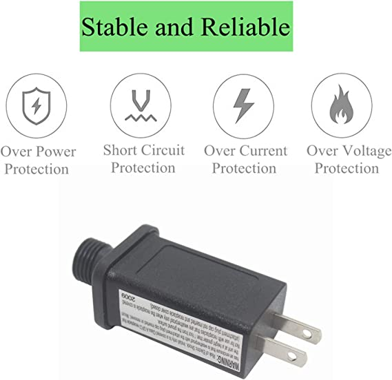 Daily Necessities LED Transformer Replacement 12V 1A Class 2 Power Supply LED Transformer Replacement for String Light Inflatable Device US EU Color : EU