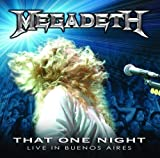 That One Night: Live In Buenos Aires by Megadeth