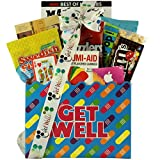 GreatArrivals Teen Get Well Gift Basket for Boys or Girls, Humor and Tunes, 4 Pound