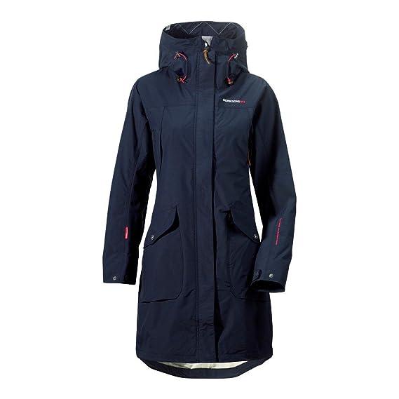 c948be4c6ad76e Didriksons Ladies Thelma Coat Navy 42: Amazon.co.uk: Clothing