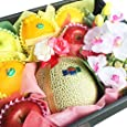 【贈答用】 高級 フルーツギフト フルーツ詰め合わせ 大 化粧箱入り 御祝 景品 法事