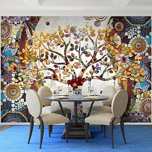 mural moderne tapisserie photo gustav klimt