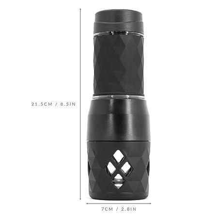 Máquina de café espresso portátil | Compatible con Nespresso y ...