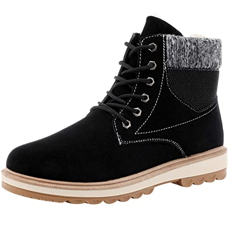 Basic Boots 2019 Warm Men Mart Boots Couples Winter Casual Rubber Snow Boots With Fur Leather High Top Ankle Boots Men Leisure Shoes Back To Search Resultsshoes