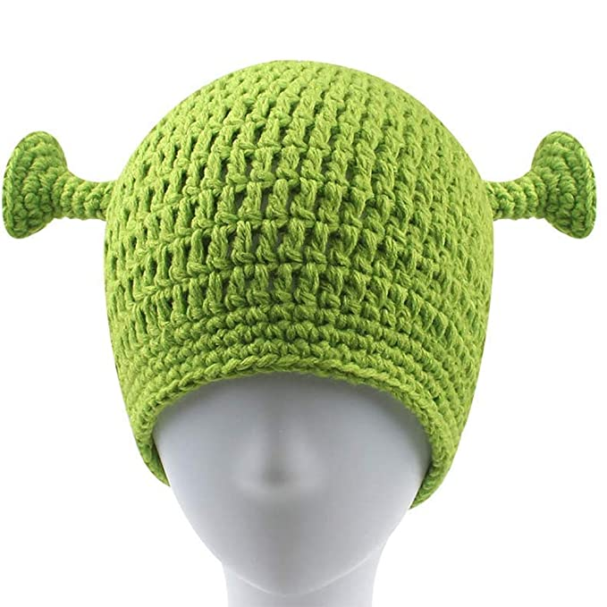 feaaac95653 Amazon.com  UnionPower Shrek Hats