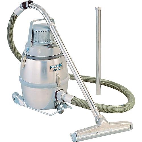 Nilfisk GM80 HEPA Vacuum, 110-120V, 3-1 4 Gal.