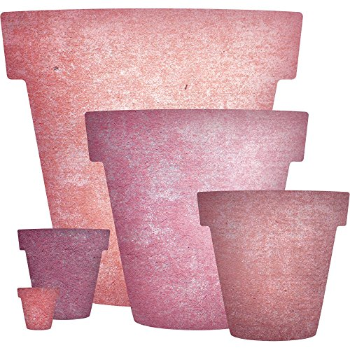 Cheery Lynn Designs XL-24 Nested Flower Pots Die Cuts