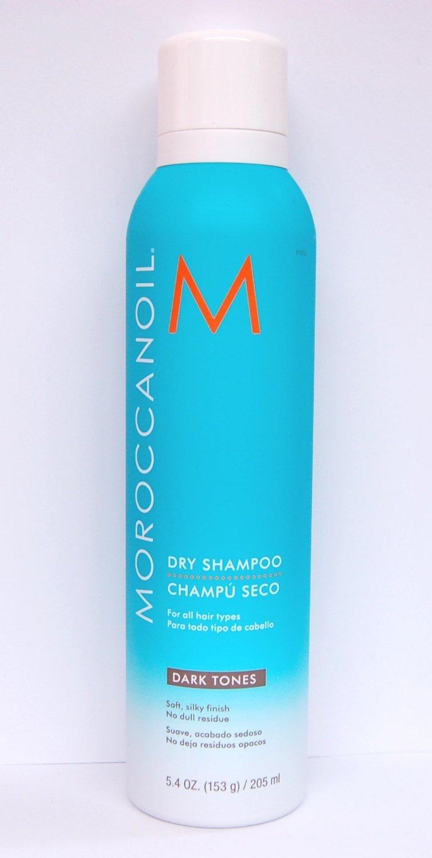 Moroccanoil Dark Tones Dry Shampoo, 5.4 Ounce by MOROCCANOIL