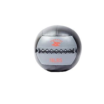 ironbull suave balón medicinal bola de pared para musculación y ...