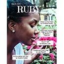 RUBY Magazine March 2018: Your voice, your story