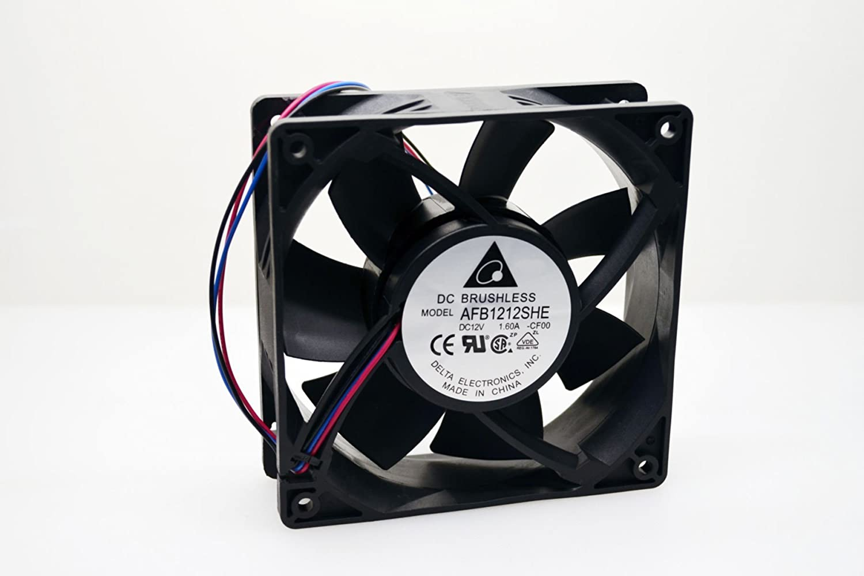 Ultra Strong 12cm DC12V Cooling Fan. 200CFM