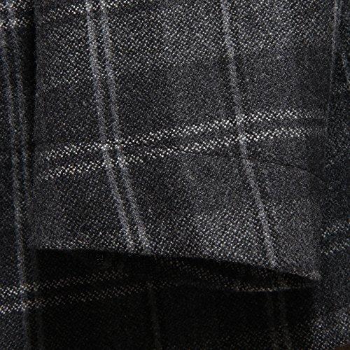 Grigio 3325 Rebecchi Men Giacca Jacket Uomo Massimo YA8nwxqA