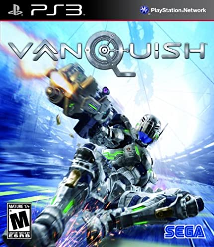 Amazon com: Vanquish - Playstation 3: Video Games