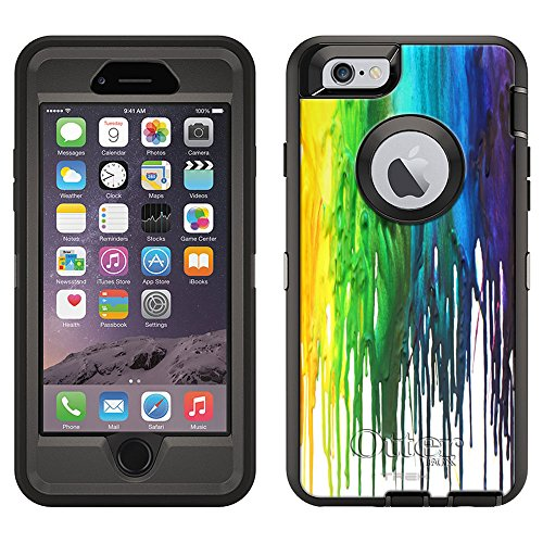 OtterBox Defender Apple iPhone 6 Plus Case - Melting Wax OtterBox Case