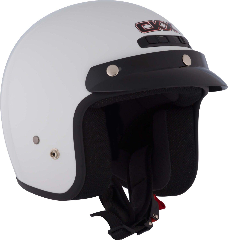 Solid CKX VG200 Open-Face Helmet Part# 153725XX