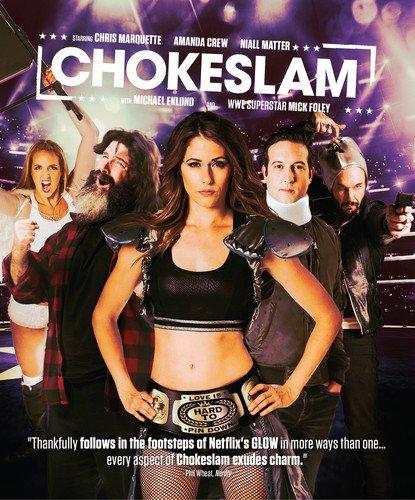 Blu-ray : Chokeslam (Blu-ray)