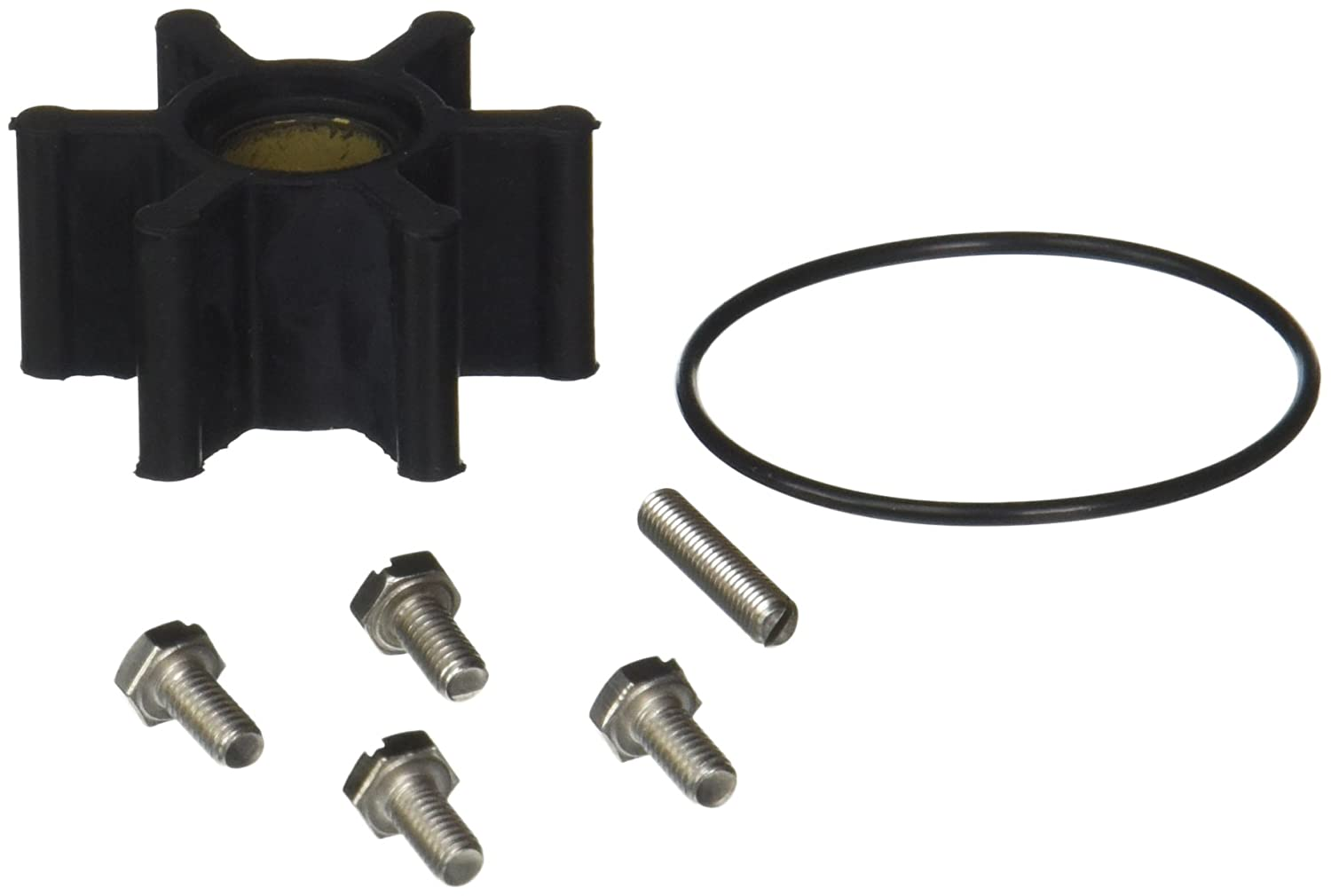 617LNQUmYlL._SL1500_ amazon com sierra 23 3306 marine generator parts, impeller kit  at crackthecode.co