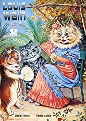 Louis Wain: The Cat Man - 85 Reproductions (English Edition)