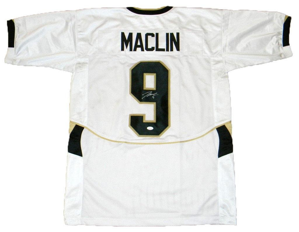 546615f0c Jeremy Maclin Autographed Jersey - Mizzou  9 White - JSA Certified -  Autographed College Jerseys at Amazon s Sports Collectibles Store