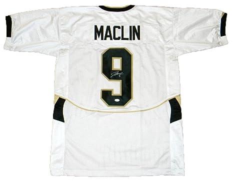 Jeremy Maclin Autographed Jersey - Mizzou  9 White - JSA Certified ... 21f5368b1