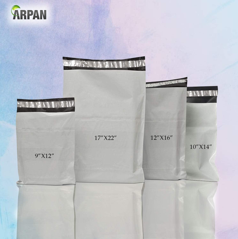 Wei/ße Versandtaschen aus Kunststoff 43,2 x 55,9 cm 50 St/ück selbstklebend
