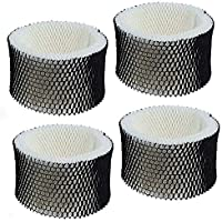 Humidifier Filter For HolmesA HWF62 HWF62CS Replacement Air Filter for Holmes HWF62 Also Fit Sunbeam Humidifier Filter 4 Pack