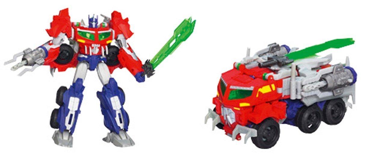 Transformers Prime Beast Hunters Voyager Optimus Prime 20cm Figure
