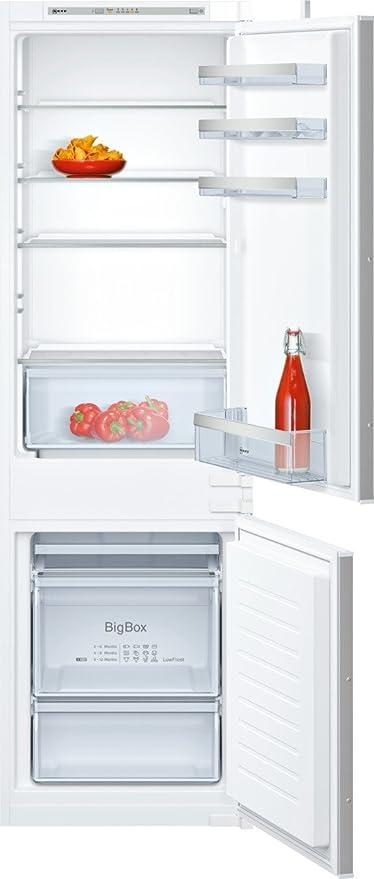 Neff KI5862S30 nevera y congelador - Frigorífico (Integrado, Color ...