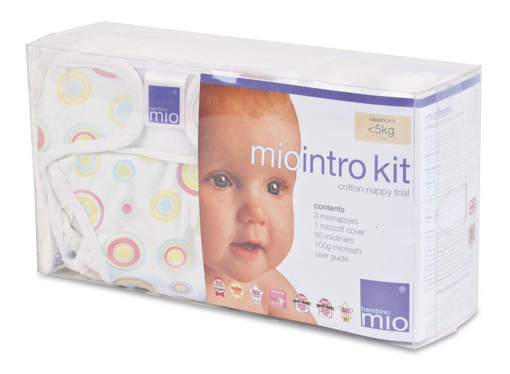 Bambino Mio MINBP - Miointro Kit (color blanco/detalles lila): Amazon.es: Salud y cuidado personal