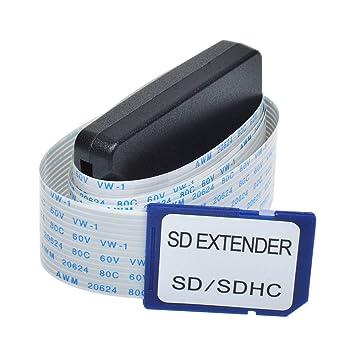 winwill - Cable alargador de Tarjeta SD a Tarjeta SD para ...