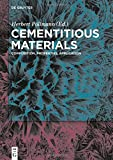 img - for Cementitious Materials: Composition, Properties, Application book / textbook / text book