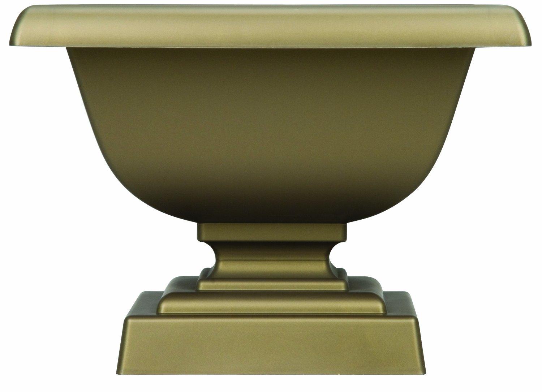 Akro Mils AVU14000H02 14-Inch Avila Urn, Moroccan Bronze