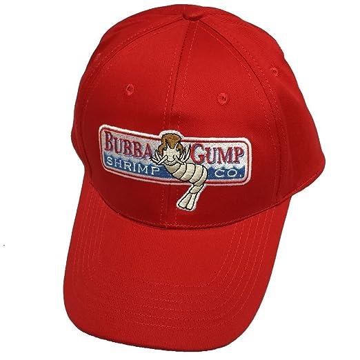 MyPartyShirt Forrest s Bubba Gump Baseball Cap at Amazon Men s ... 30bc66f0dc55