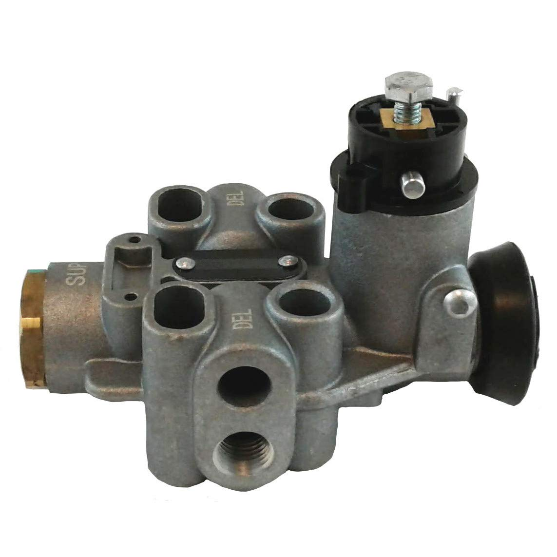 Air Springs Chassis Height Control Valve - Non-Time Delay Valve for Heavy Duty Big Rigs