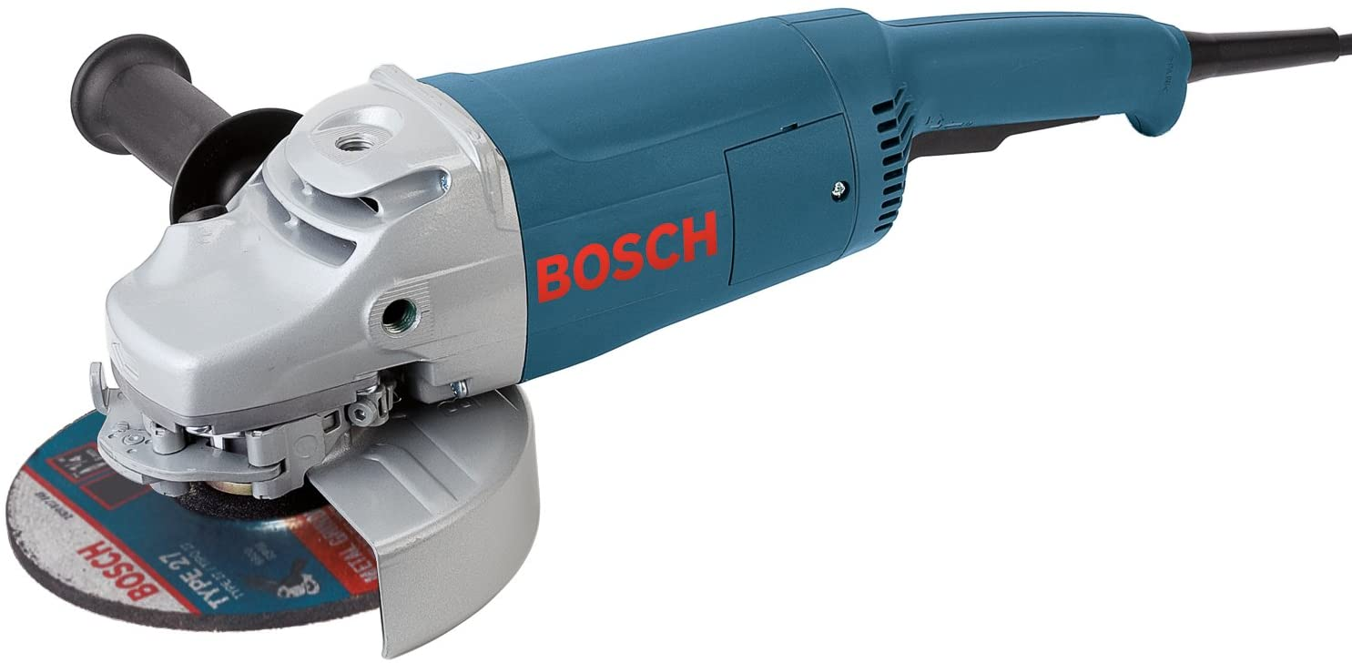 Bosch 1772-6 7-Inch Angle Grinder