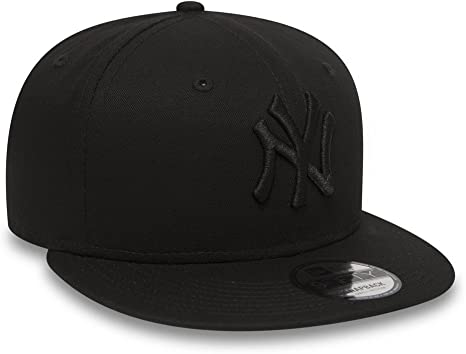 New Era MLB 9 Fifty - Gorra unisex, color negro/negro, talla M / L ...
