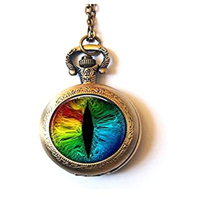 patricks img pendant castle gold pot with princess day necklace of diy wholesale rainbow st pendants