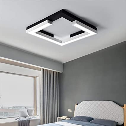 . Amazon com  GD1 Ceiling Light Modern Led Ceiling Lamp Bedroom Simple